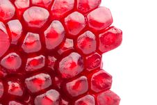 Free Pomegranate Seeds Stock Photo - 35303880