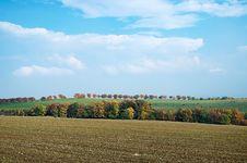 Free Autumn Landscape Stock Photo - 35306290