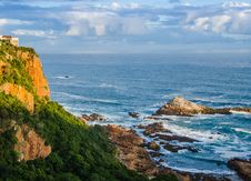 Free Indian Ocean At Knysna, South Africa Stock Photo - 35309860