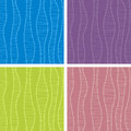 Free Bright Seamless Geometric Patterns Royalty Free Stock Photo - 35317305