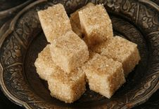 Free Brown Cane Sugar Stock Photo - 35312980