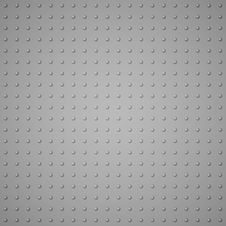 Free The Texture From Raised Dots, Metal Surface Royalty Free Stock Photography - 35317187