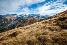 Free Beautiful Tatry Mountains Landscape Czerwone Wierchy Stock Images - 35326194
