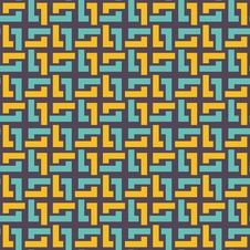Free Ornamental Seamless Pattern. Abstract Background. Stock Image - 35336401