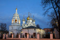 Free Russia. Church Of St. Nicholas Stock Images - 35344024