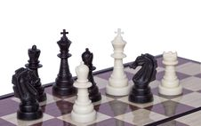 Free Chess Stock Images - 35345774