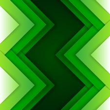 Free Abstract Green Triangle Shapes Background Stock Image - 35347851