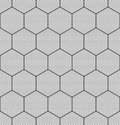 Free Seamless Hexagons Texture. Royalty Free Stock Photography - 35350417