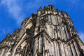 Free Front Side Of The Cologne Cathedral,Germany Royalty Free Stock Photography - 35354637