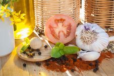 Free Seasoning Fresh Spices Royalty Free Stock Image - 35352976