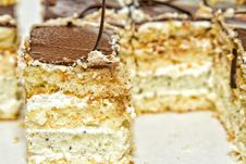Free Tasty Cake Stock Photography - 35354232