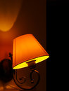 Free Vintage Lamp On Wall Stock Photos - 35362283