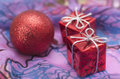 Free Christmas Gifts Royalty Free Stock Photography - 35363987
