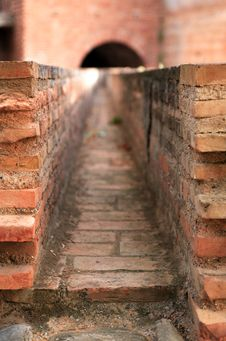 Free Ancient Gutter Royalty Free Stock Photography - 35369117