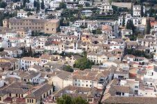 Free Mediterranean Town Stock Photos - 35369183