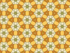 Free Vector Seamless Geometric Pattern Royalty Free Stock Image - 35376096