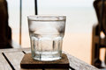Free Glass Of Ice. Stock Photos - 35380183