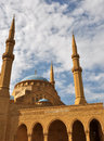 Free Mosque And Sky Stock Photos - 35388503