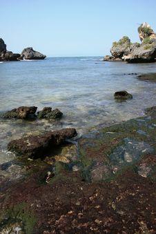 Free Ngrenehan Beautiful Beach Royalty Free Stock Photography - 35380237