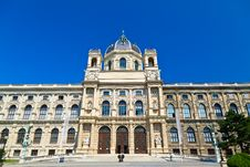 Free Museum Of Natural History Of Vienna Royalty Free Stock Images - 35384719