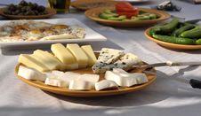 Free Morning Cheese Stock Photo - 35386550