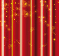 Free RED CURTAIN Stock Image - 35390171