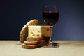 Free Cheese And Wine Royalty Free Stock Photos - 35397698