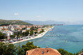 Free Beautiful Landscape Of The Mediterranean Sea Stock Photography - 35397712