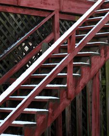 Free Stairs Royalty Free Stock Image - 35391576