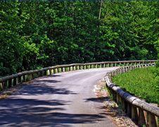 Free Gravel Road Stock Image - 35391931