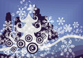 Free Winter Tree Background Royalty Free Stock Image - 3541526