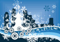 Free Winter Tree Background Royalty Free Stock Photo - 3541565