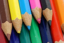 Free Colored Pencils Stock Photo - 3541100
