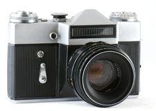 Free 35mm Camera Stock Image - 3541111