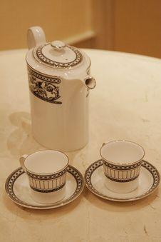 Free Tea Set Royalty Free Stock Images - 3541219