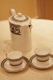 Free Tea Set Royalty Free Stock Images - 3541239