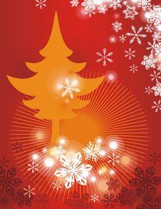 Free Winter Holiday Background Stock Image - 3541261