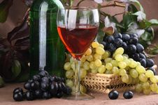Free Wine Composition Red Wine Stock Image - 3541351