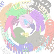 Free Numeric Pattern Stock Image - 3541581