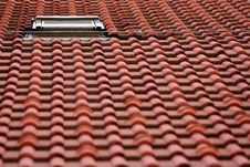 Free Background Of Red Roof Stock Photo - 3541870