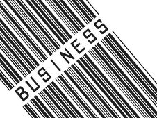 Free Business Bar Code Royalty Free Stock Photo - 3542215