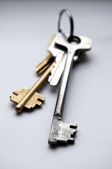 Free Keys Royalty Free Stock Image - 3542236