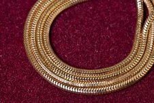 Free Golden Chain Stock Photo - 3543810