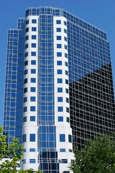 Free Vancouver Skyscraper Stock Image - 3544351