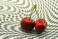 Free Cherries Stock Photo - 3544940