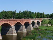Free Old Bridge Stock Photo - 3545560