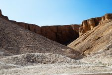 Free Valley Of The Kings Stock Photography - 3545602