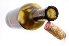 Free Float Bottle Stock Photography - 3547462