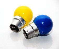 Free Light Bulbs Royalty Free Stock Photography - 3547537