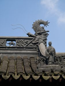 Free Chinese Roof Stock Images - 3547714